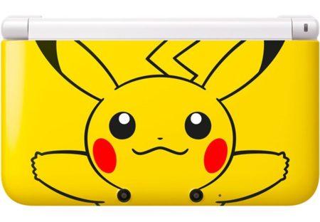 Nintendo 3DS XL 'Pikachu Edition'