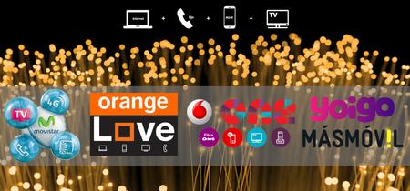 Así queda Movistar Fusión tras subir de precio frente Vodafone One, Orange Love, Yoigo y MÁSMÓVIL