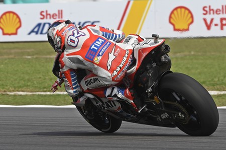 Andrea Dovizioso Motogp Gp Malasia 2016 2