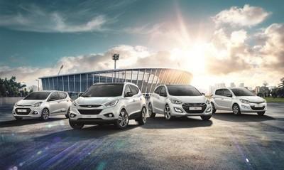 Hyundai 'Go! Brasil', edición especial con más equipamiento, o menos precio (según modelos)