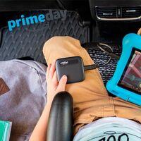 Nuevo precio mínimo en Amazon por el Prime Day para un práctico disco duro SSD como el Crucial X6 de 1 TB: estrénalo por 85,99 euros