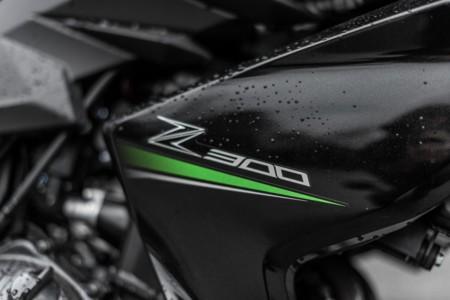 Kawasaki Z300 17
