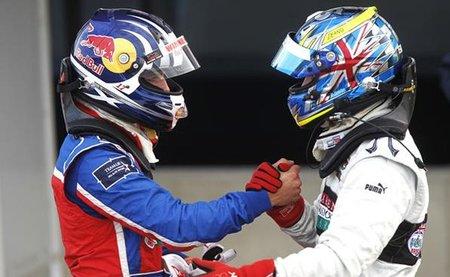 GP3 Gran Bretaña 2011: victorias de Nico Muller y Lewis Williamson, el campeonato sigue abierto