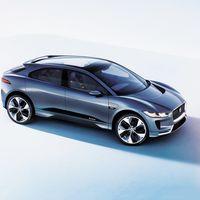Así es el primer Jaguar completamente eléctrico: un SUV llamado I-PACE