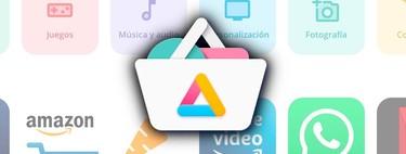 Aurora Store, una puerta alternativa a la Play Store para descargar aplicaciones sin los servicios de Google