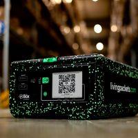 Esta caja para envío de paquetes trae GPS, acelerómetro, termómetro y hasta cámara para vigilar los pedidos desde el móvil
