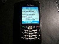 Blackberry Pearl revisado
