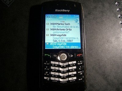 Blackberry Pearl revisado