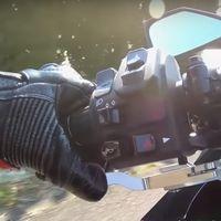 Kawasaki estudia una frenada regenerativa accionada por pulgar que podríamos ver en sus motos eléctricas