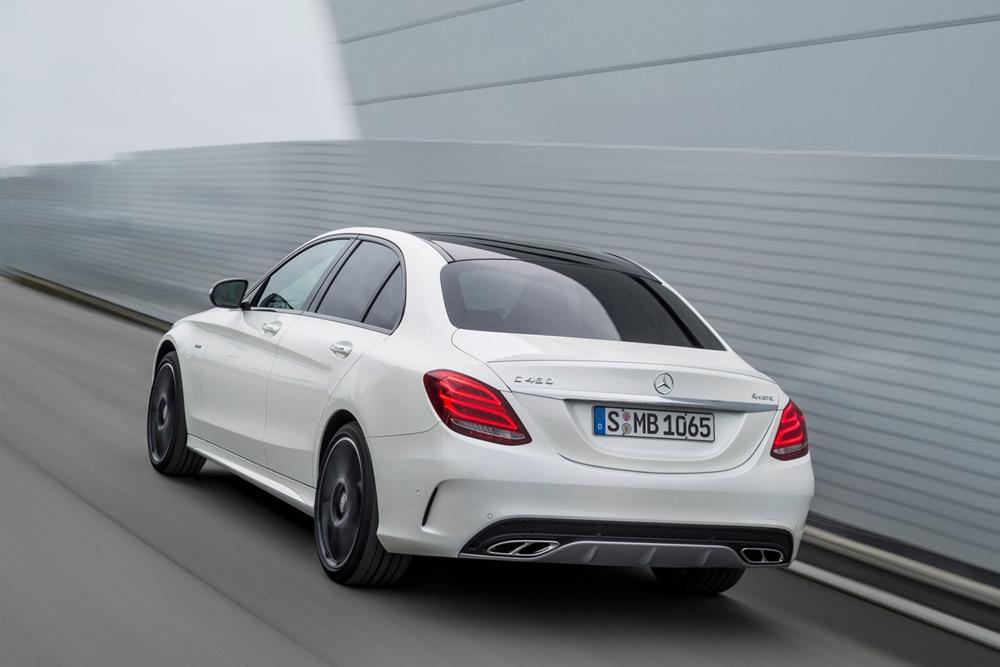 Foto de Mercedes-Benz C450 AMG 4Matic (11/24)