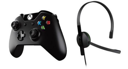 Accesorios del Xbox One, precios oficiales en México