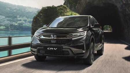 Honda CR-V Hybrid Sport Line 2021, el SUV se viste con su traje más deportivo