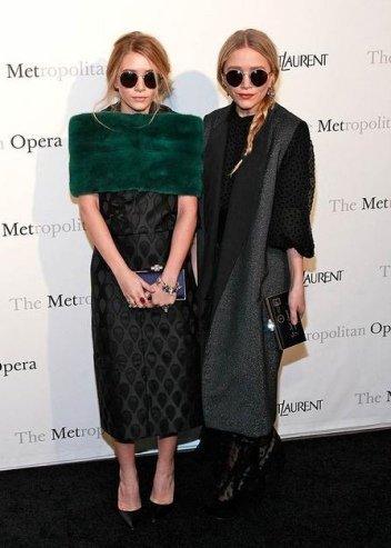 Yo también creo que las hermanas Olsen podrían salir de un cuento de terror