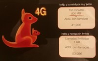 Orange renueva su oferta convergente con más megas y precios redondeados con IVA