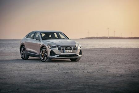Audi e-tron Sportback: el segundo coche eléctrico de Audi tiene hasta 408 CV y 446 km de autonomía