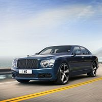 El incombustible Bentley Mulsanne se despide con esta edición especial y deja paso al Flying Spur como buque insignia