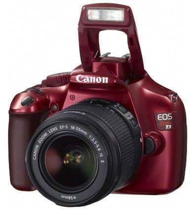 Canon le pone los colores a su reflex básica