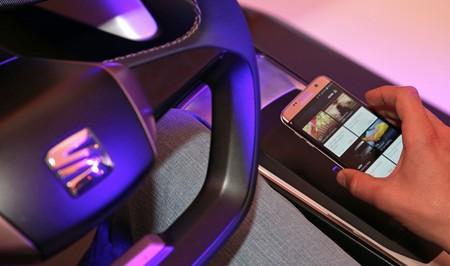 Seat Alexa Shazam App