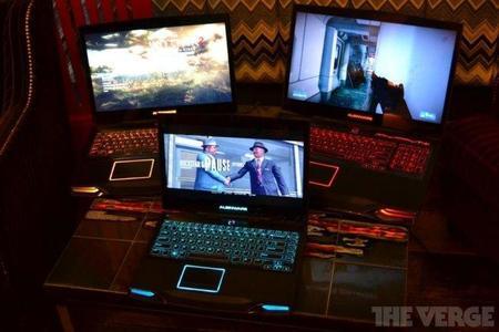 Alienware renueva su línea de laptops para jugar
