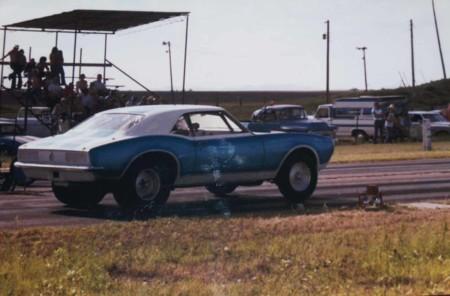 Primer Camaro 1966 1