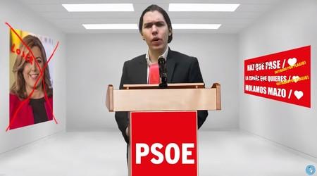 El youtuber Zorman parodia la imagen de los políticos españoles y Casado es el peor parado con diferencia