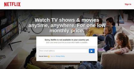 Netflix ya tiene 50 millones de clientes