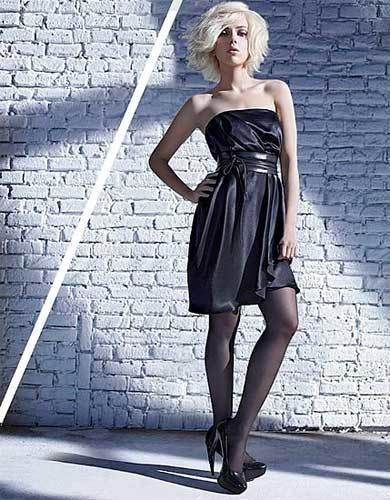 Foto de Scarlett Johansson para Mango Invierno 2009/10 (3/5)