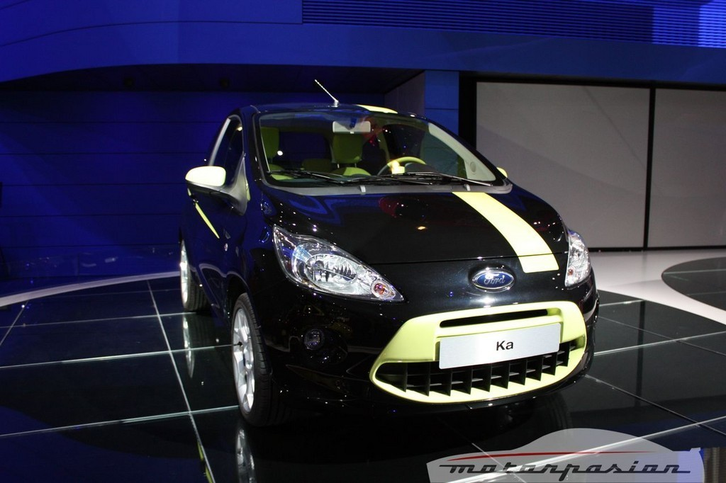 Foto de Ford Ka Digital Art, Grand Prix y Tatoo (10/58)