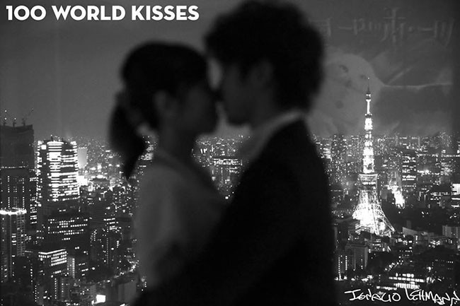 100 World Kisses - Ignacio Lehmann