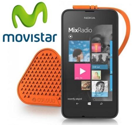 Precios Nokia Lumia 530 con Movistar