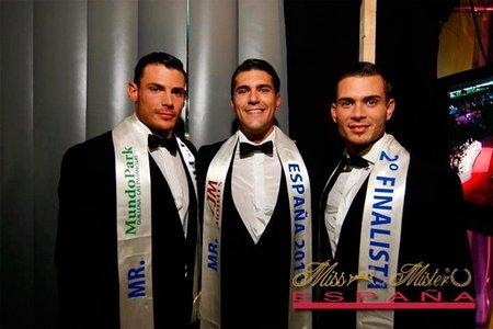 Porque no sólo de Misses vivimos, también tenemos nuevo Míster España, Diego Otero Téllez
