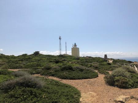 Ruta por los acantilados y dunas del Cabo Roche en Cádiz