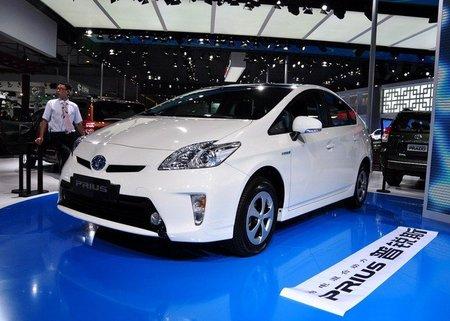 Toyota Prius en China