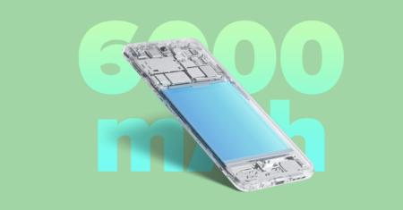 bateria 6000 mAh