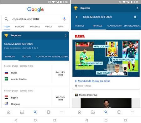 Googlemundial