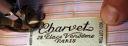 Charvet o dónde encargar una camisa a medida en Place Vendôme, París