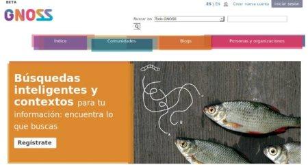 GNOSS, red social que incorpora buscador semántico desarrollado en España