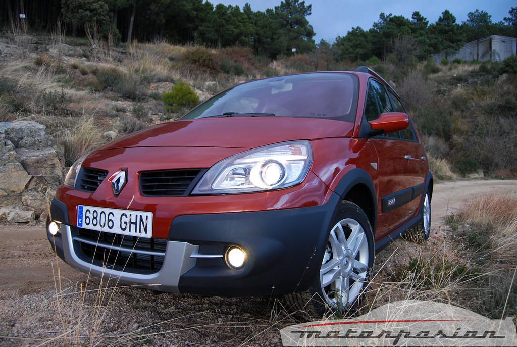 Foto de Renault Scénic Adventure (prueba) (1/16)