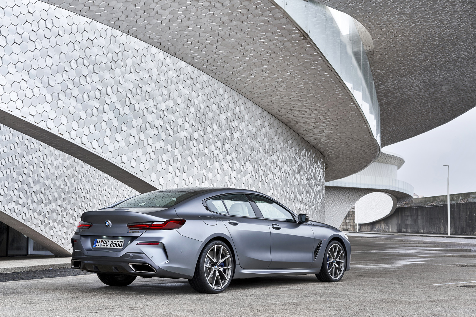 Foto de BMW Serie 8 Gran Coupé (presentación) (72/159)