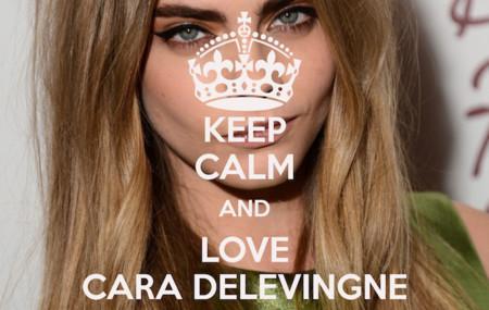 Love Cara Delevingne