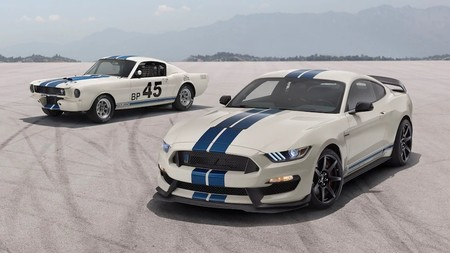 Ford Mustang Gt350 Y Gt350r Heritage Edition 2020 6