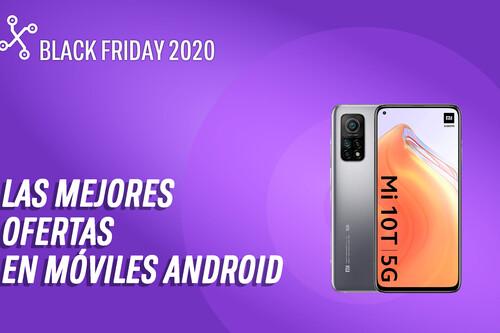 Los 33 mejores móviles Android en oferta por el Black Friday 2020, hoy 23 de Noviembre: OPPO Find X2 Lite baratísimo y más ofertas