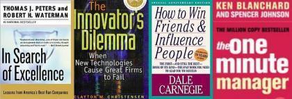 Los mejores libros de negocios de la historia
