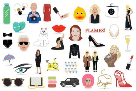 fashion-emoji