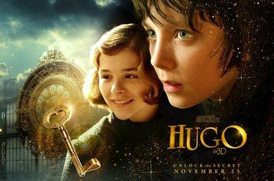 Oscar 2012 | 'La invención de Hugo' gana los premios a la mejor fotografía y a la dirección artística