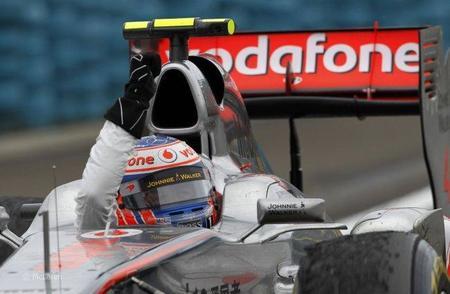 Mi Gran Premio de Hungría 2011: Jenson Button vuelve a acertar