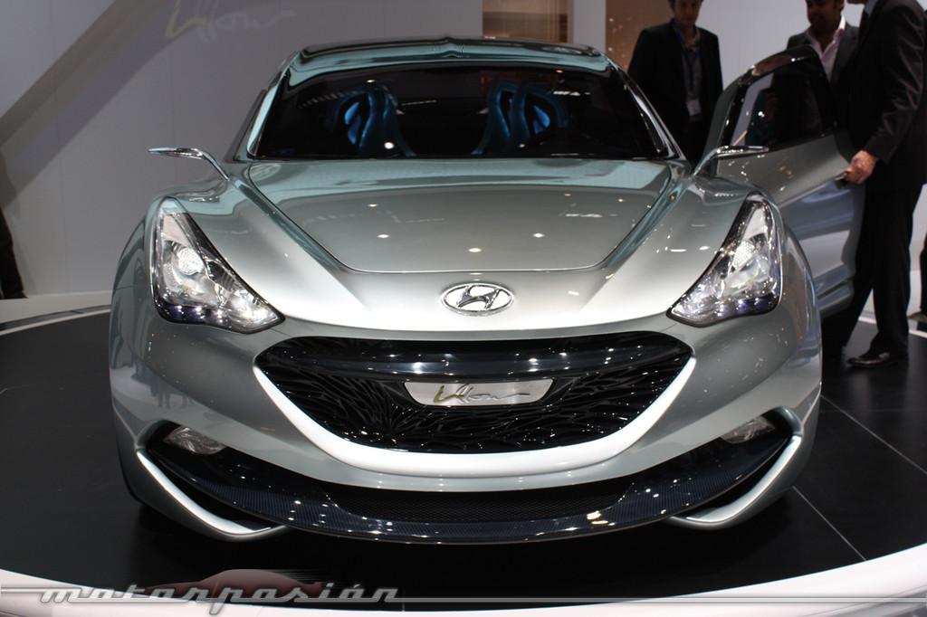 Foto de Hyundai en el Salón de Ginebra (1/11)