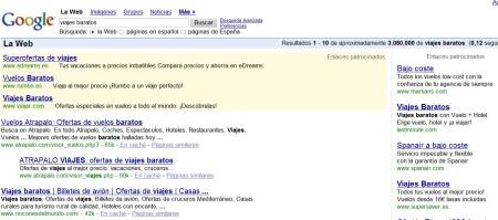 Google y Yahoo denunciados por FACUA