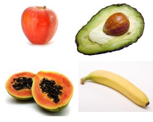 ¿Qué fruta es la que tiene más proteínas?