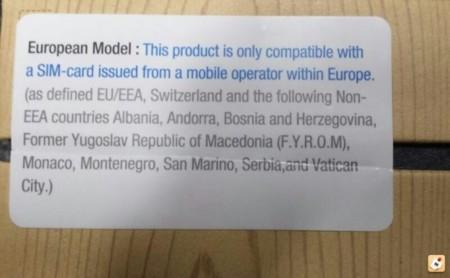 Samsung añade bloqueo regional en su Note 3 impidiendo el uso de SIMs de otras regiones